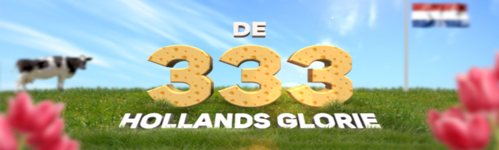 333 van 3FM: Hollands Glorie