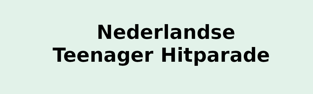Nederlandse Teenager Hitparade