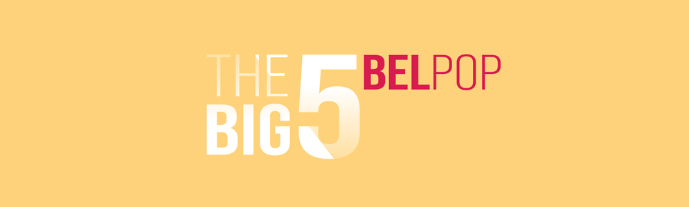 The Big 5 Belpop