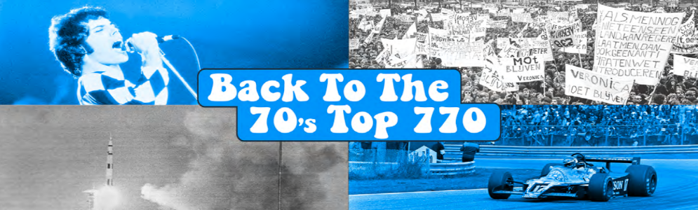 Back to the 70's Top 770
