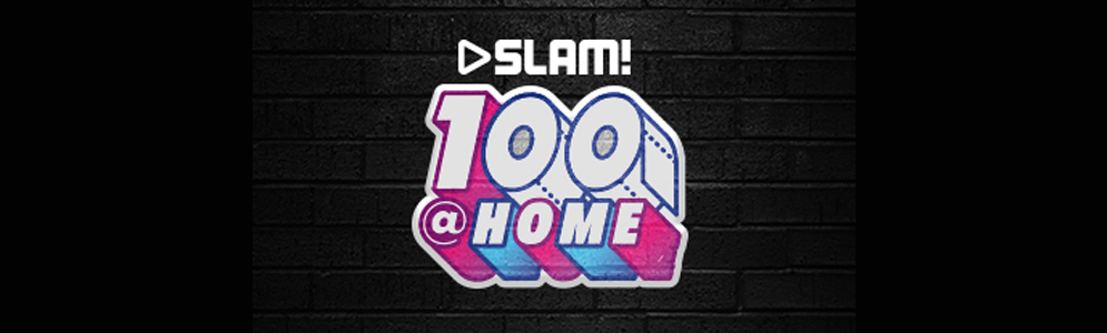 100 @ HOME