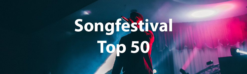 Songfestival Top 50